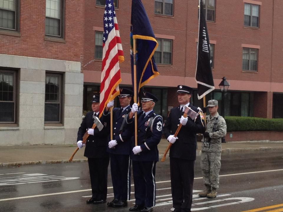 IAFF Local 772 | Bangor Fire Honor Guard